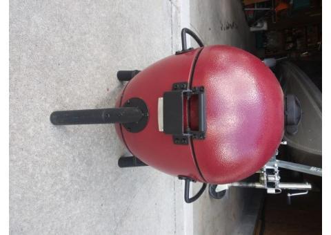 Akorn Jr. Charcoal Grill and Smoker
